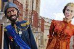 Mileto pronta al quinto raduno dei giganti, tra gli ospiti anche Enzo Iacchetti