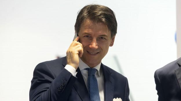 Giuseppe Conte, Cosenza, Calabria, Politica
