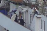 Heidi Klum e Tom Kaulitz di nuovo sposi a Capri: il mega yacht di Onassis come una grande torta nuziale