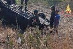 Incidente a Catanzaro, scontro tra due auto sulla SS106: disagi per la viabilità