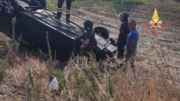 incidente stradale, Catanzaro, Calabria, Cronaca