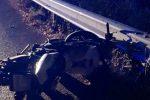 Palermo, si schianta con la moto sul guard rail: morto un 18enne, grave l'amico