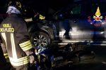 Scontro tra auto e moto a Sellia Marina, un ferito grave