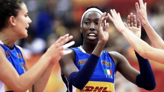 itaia kenya, Tokyo 2020, volley, Sicilia, Sport