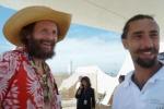 Jovanotti, al Beach Party c'è anche Brumotti: «Da Lima a Buenos Aires in bici»