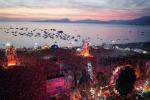 La festa più bella di Lorenzo Jovanotti nei litorali italiani