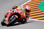 La MotoGp si sposta a Brno: Marquez va all'attacco, Rossi spera