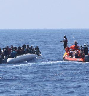 Nuovo sbarco di migranti a Lampedusa, giunti in 37 a Cala Palme