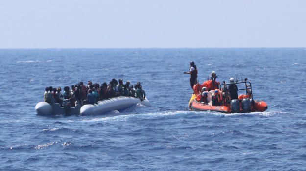 migranti, ocean vikings, Matteo Salvini, Sicilia, Cronaca