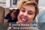 Nadia Toffa, addio alla «iena combattente»