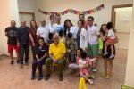 Messina, Vincenzo Nibali fa visita ai pazienti del Bioparco di Mortelle