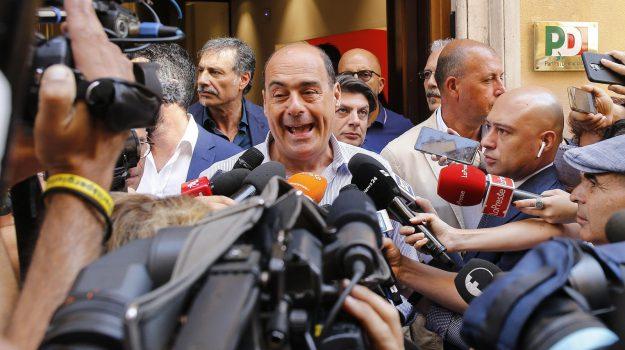 crisi di governo, movimento 5 stelle, pd, Nicola Zingaretti, Sicilia, Politica