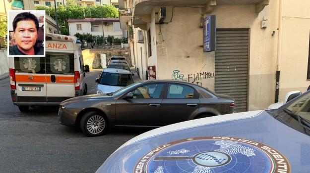 omicidio, Billie Jay Sicat, Mariella Rota, Reggio, Calabria, Cronaca