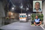 Duplice omicidio per un parcheggio a Ucria, fermato un catanese che si era barricato in casa