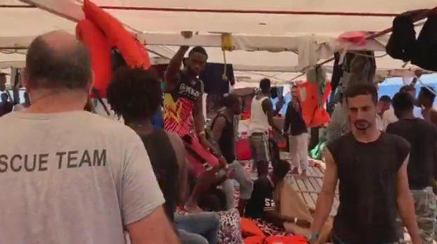 migranti spagna, open arms, Laura Lanuza, Matteo Salvini, Oscar Camps, Sicilia, Cronaca