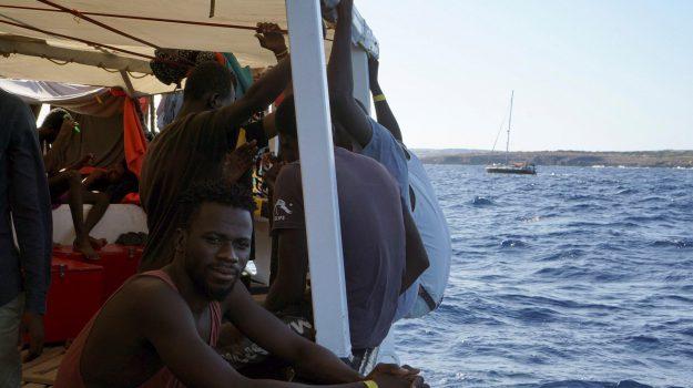 migranti, open arms, Sicilia, Cronaca