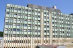 L'ospedale di Catania