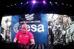 Parmitano dj fa ballare 3mila persone dallo spazio