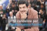 Pierfrancesco Favino, i 50 anni di un eclettico attore