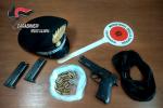 Colpi di pistola contro un'abitazione a Oppido Mamertina: arrestato un 39enne