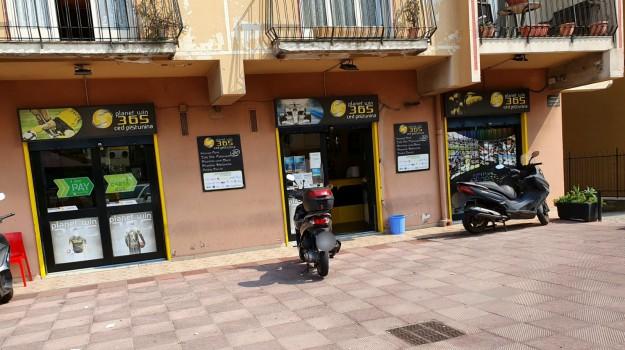 centro scommesse, pistunina, rapina messina, Messina, Sicilia, Cronaca