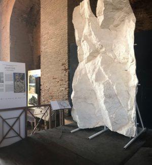 """""""Respiro"""", l'opera di Giacomo Rizzo in mostra al teatro di Taormina"""