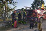 Turista francese disperso nel Salernitano, in azione anche i vigili del fuoco della Calabria