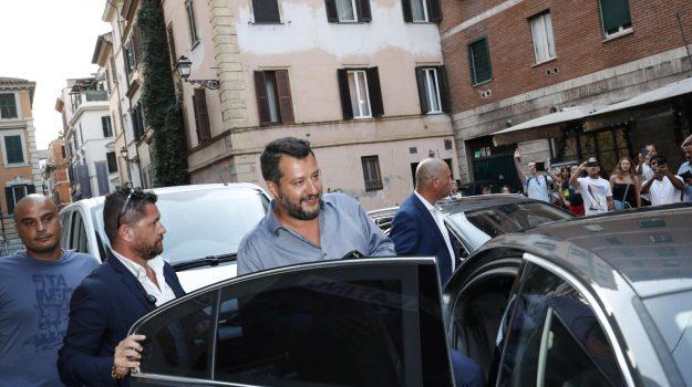 crisi di governo, Elisabetta Casellati, Matteo Salvini, Sicilia, Politica