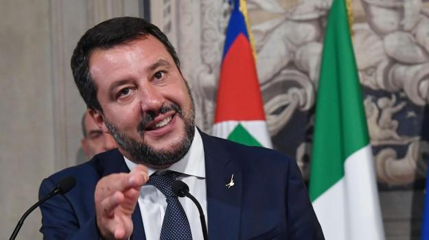 crisi di governo, Matteo Salvini, Sicilia, Politica