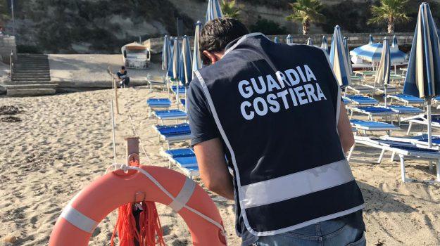 lido abusivo, ricadi, tropea, Catanzaro, Calabria, Cronaca