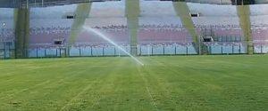 Lo stadio Franco Scoglio