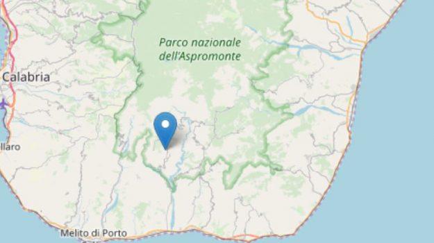 reggio calabria, terremoto condofuri, Reggio, Calabria, Cronaca