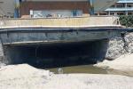 Messina, il torrente San Licandro: 12 immissioni irregolari di acque reflue