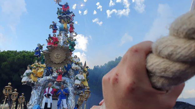coronavirus, festa, processione, Messina, Sicilia, Cronaca