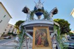 Messina attende la festa della Vara: benedetto il Cippo a piazza Castronovo