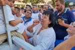 Messina, fede e devozione dietro alla Vara: i volti dei fedeli - Foto