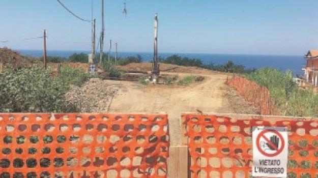 criminalità cantieri pizzo, Catanzaro, Calabria, Cronaca