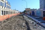 Accelerata sulla via don Blasco a Messina, ruspe al lavoro nel tratto iniziale