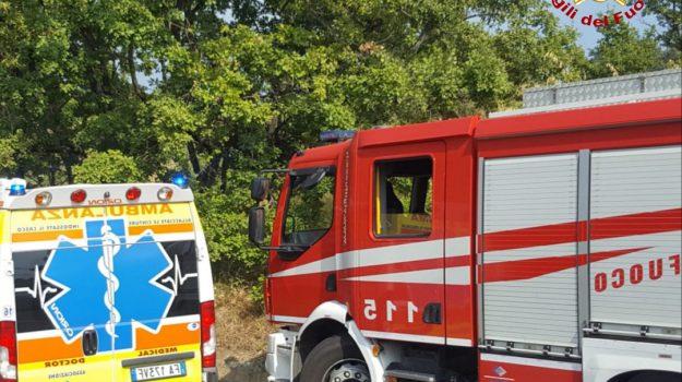 disperso, vigili del fuoco, Cosenza, Calabria, Cronaca
