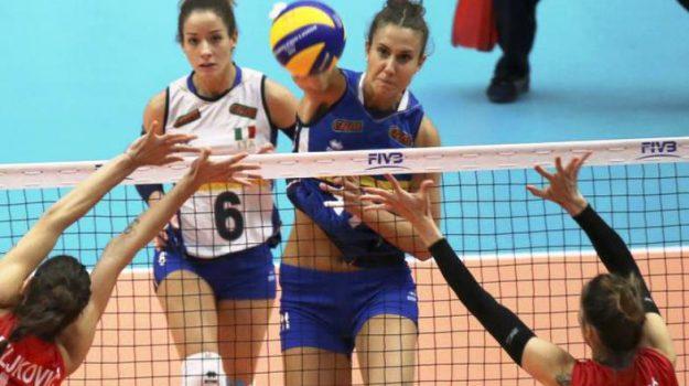italia-olanda, Tokyo 2020, volley, Sicilia, Sport