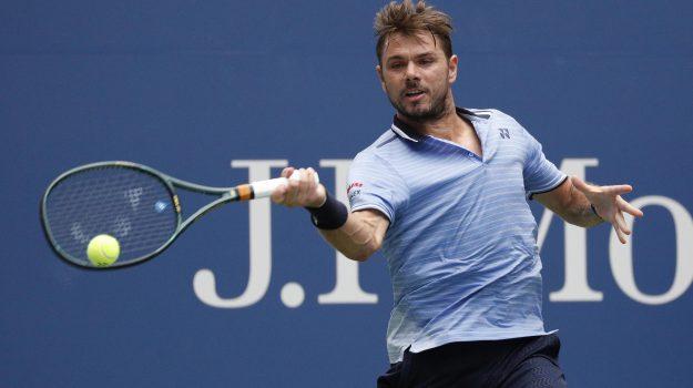 tennis, us open, Novak Djokovic, Paolo Lorenzi, Stan Wawrinka, Sicilia, Sport