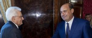 Nuovo governo, Zingaretti: accettata la proposta di Conte premier