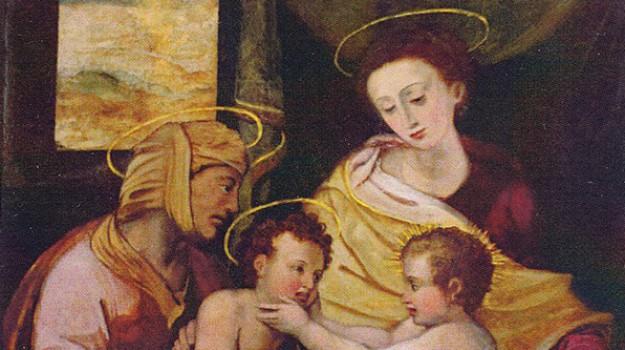 Madonna della Neve di Zungri, Eugenio Sorrentino, Raffaello Sanzio, Catanzaro, Calabria, Cultura