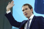 Kurz trionfa in Austria, crolla l'estrema destra