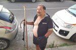Giorgio Ceravolo col pesce serpente