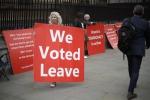 Ue, Brexit senza intesa possibilità 'molto evidente'