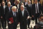 Brexit: Juncker, il rischio di un no deal è reale