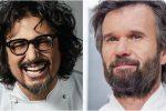 Sfida a colpi di ricette in tv: due nuovi cooking show con Borghese e Cracco