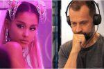 """""""Troppo sexy"""", Fabio Volo contro Ariana Grande e il web insorge"""