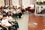 Il compleanno di Aurora, gli alunni del liceo La Farina ricordano la giovane morta a Messina